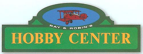 Ray & Robin Hobby Center logo