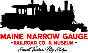 Maine Narrow Gauge Railroad Museum logo hi res